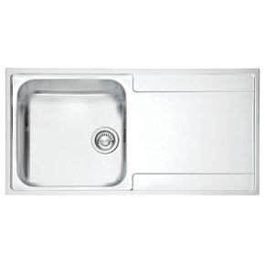 screwfix kitchen sinks franke inset kitchen sink 1 2mm stainless steel 1 bowl