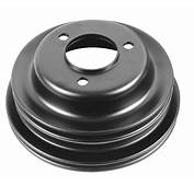 1969 72 Chevelle Crank Pulley Reproduction Big Block 3