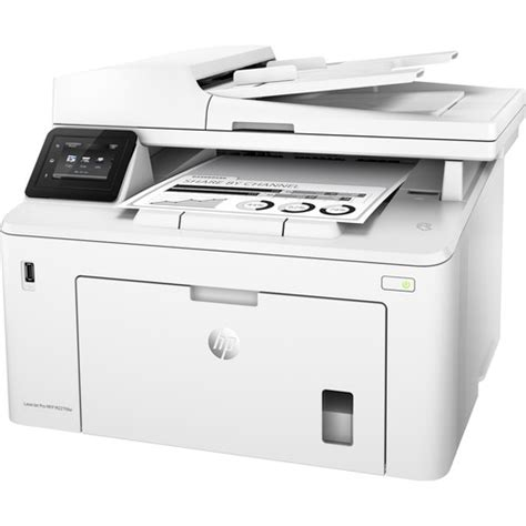 laserjet printable area hp laserjet pro m227fdw all in one monochrome laser g3q75a bgj