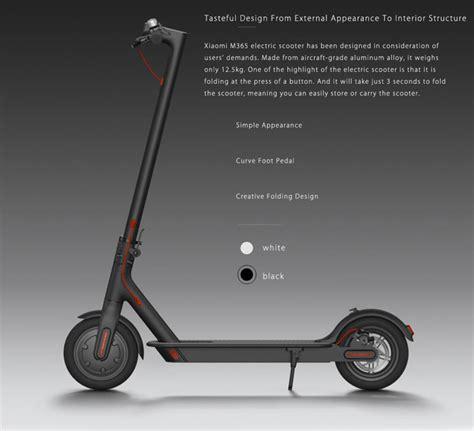 Xiaomi Mijia Smart Electric Scooter xiaomi mijia smart electric scooter black jakartanotebook