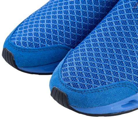 summer mens breathable mesh casual slip on loafers running