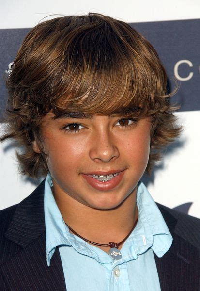 boys medium length hair cuts jansen panettiere with