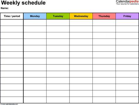 3 week calendar template 3 week schedule template teknoswitch