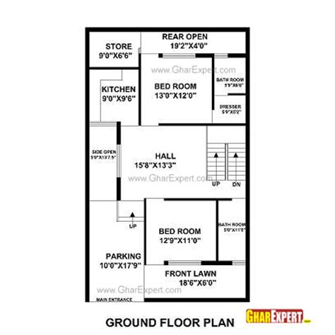 home design plans 30 50 30 by 50 house plans india home design and style
