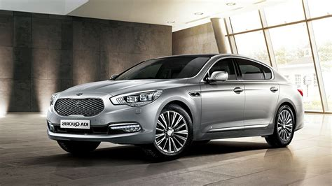 Kia K900 Awd 2017 Kia K900 V8 Luxury Hd Car Wallpapers Free