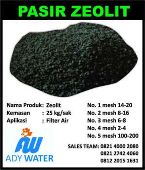 Pasir Zeolit Untuk Filter Air informasi media filter antrasit tohkemy birm manganese