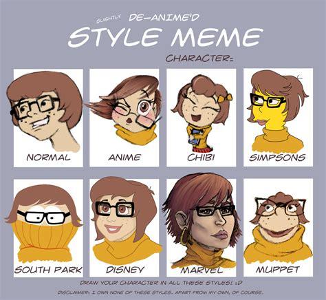 Velma Meme - style meme velma by beckyrose on deviantart