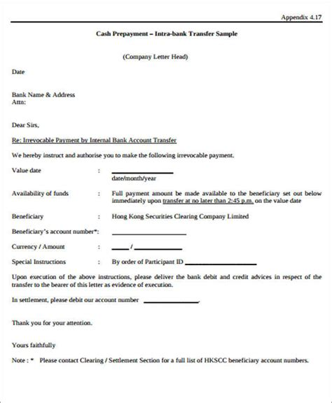 letter format of banking bank letter templates 13 free sle exle format