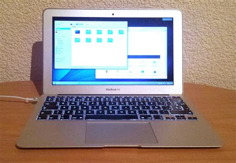 Macbook Air I3 netrunner mag review macbook air 11 6 mid 2013 for linux users