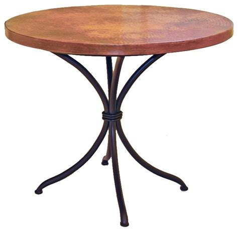 bistro round folding accent table black white pattern cafe tables cafe tables cafe furniture solid wood round