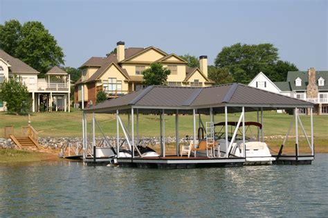 floating aluminum boat house 11 best double slip docks images on pinterest boat dock