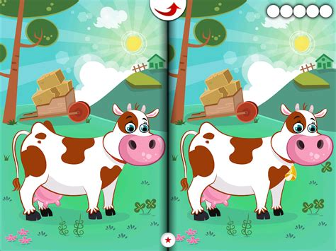Finding On The Find The Differences Animals Android Apps On Play