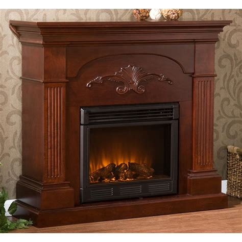 Martin Fireplaces by Martin Salerno Gel Fuel Fireplace Mahogany