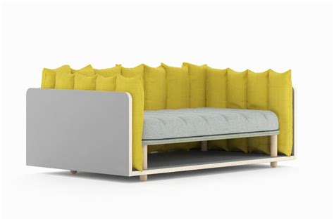 rearrangeable sofa re cinto sofa by davide anzalone provides playful