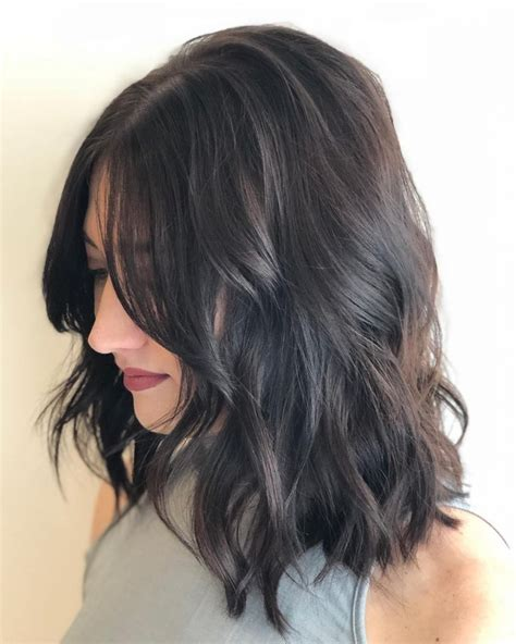 lob haircut for thick hair www imgkid com the image lob haircuts for thick hair haircuts models ideas