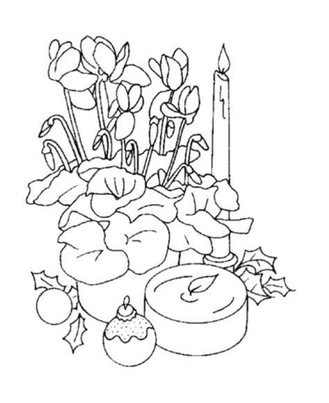 printable xmas scenes christmas scenes coloring pages coloring home
