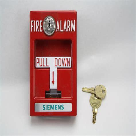 Alarm Siemens siemens msm k wp 500 698217 weatherproof keyed alarm