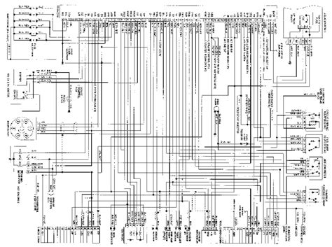 toyota car wiring diagram wiring diagram with description