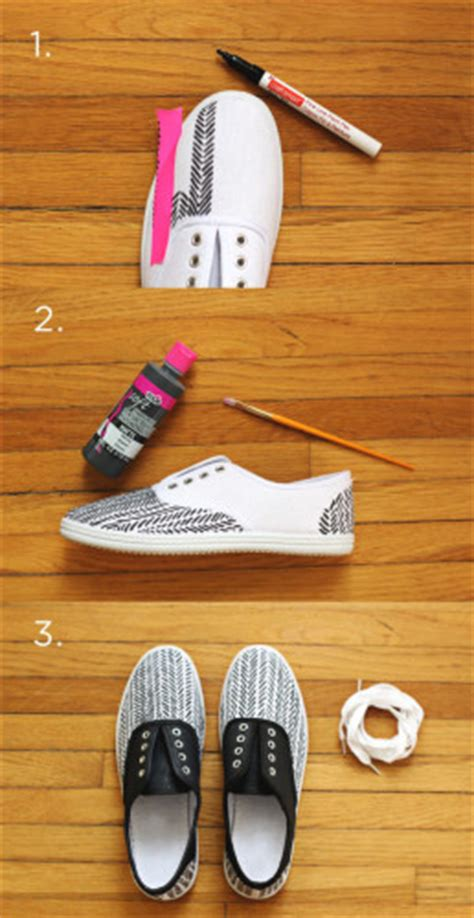 diy design shoes 8 the most innovative diy ways to design your own shoes