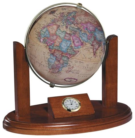 Globe For Office Desk by Executive 6 Quot Antique Desk Globe Traditional World