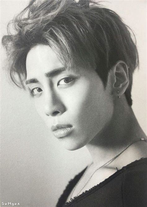 Kaos Jonghyun Shinee X Inspiration x inspiration goods scan jonghyun 5hinee 샤이니 amino