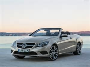 Classes Of Mercedes Cars Mercedes E Class Cabriolet 2014 Pictures