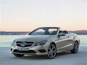 Mercedes Class E 2014 Mercedes E Class Cabriolet 2014 Pictures