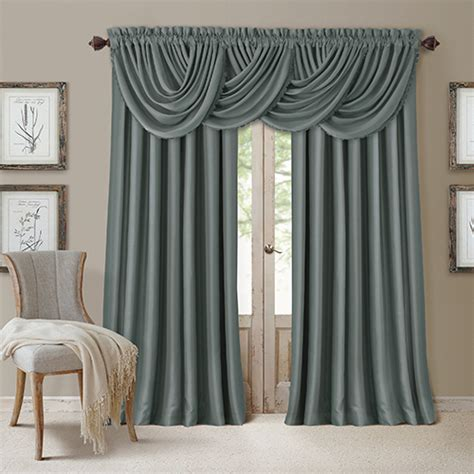 elrene  seasons blackout curtain panel boscovs