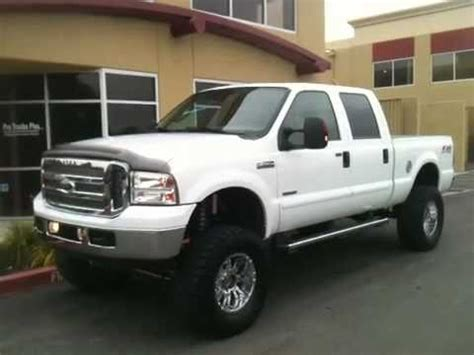2006 ford f250 diesel specs 2006 ford f250 superduty 6 0l powerstroke turbo diesel