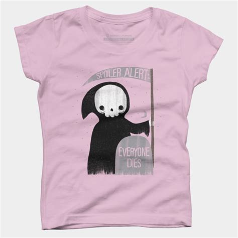 design by humans alert spoiler alert t shirt by beanepod design by humans