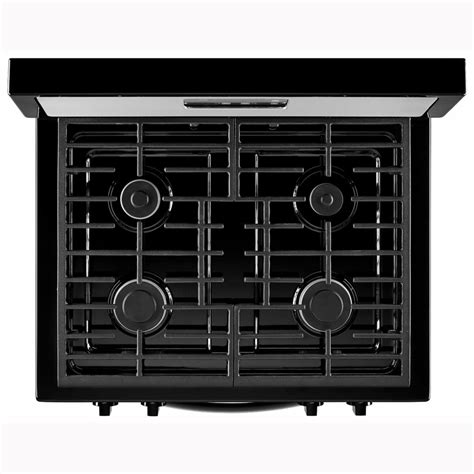 Oven Gas Bintang Top no shipping new whirlpool gas range stove in stainless