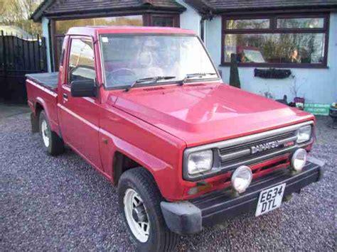 daihatsu fourtrak pickup truck car  sale