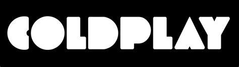 coldplay logo file coldplay mx logo black png