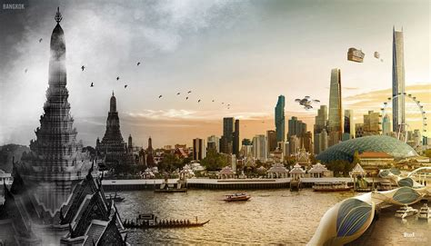 How City Skylines Around The World Might Look In The