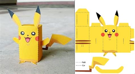 Simple Paper Craft - crafts for with paper site about children