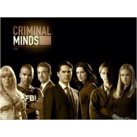 film seri criminal minds criminal minds love this show favorites pinterest