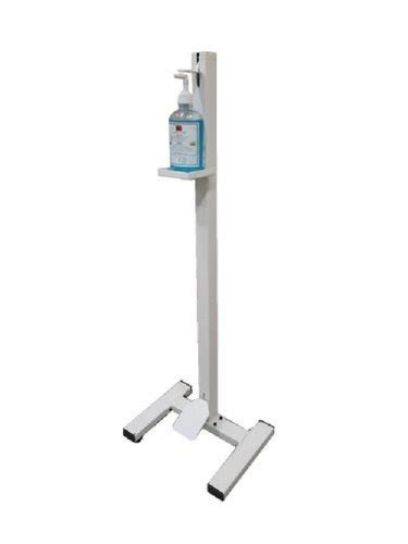 delux industries manufacturer  foot operated dispenser