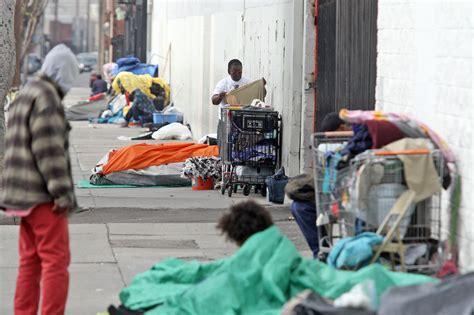Homeless Problem Westside Forum To Hold Panel On La S Homeless