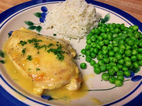 sunday dinner   recipe quick orange glazed chicken