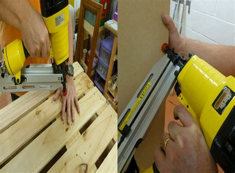 hse woodworking introduction to woodcutting machinery nail guns