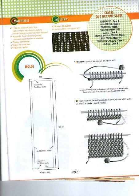 dos agujas paso a paso 1 calados fanatica del tejido dos agujas paso a paso 1 calados