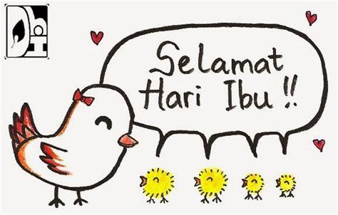 doodle untuk hari ibu komik muslimah selamat hari ibu d