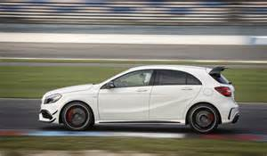 2016 mercedes amg a45 4matic review track test caradvice