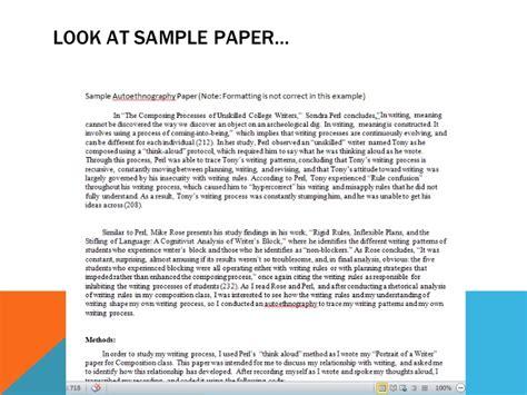 Autoethnography Exle Essays by Analyzing Autoethnography