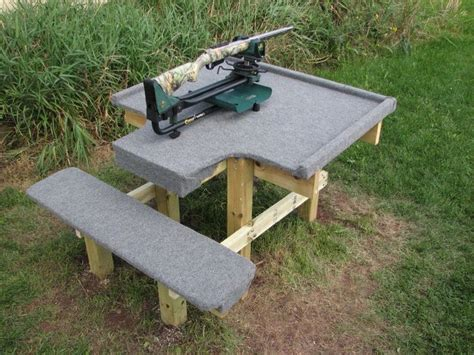 Bench Rest Plans by Gun Cleaning Bench Plans Woodworking Projects Plans