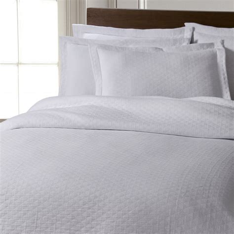 white bed spread design port chester stonewashed pure cotton bedspread