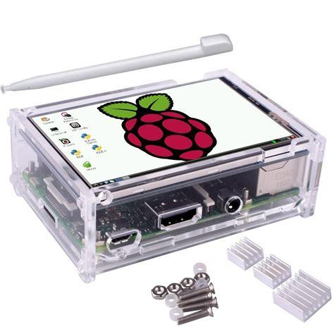 Raspberry Pi Casing Raspberry Pi B 2 3 Murah kuman 3 5 quot 320 480 tft lcd display with for raspberry pi pi 2 pi 3 model b sc11 display lcds