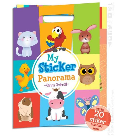 My Sticker Panorama Animal 3644 best books worth reading images on