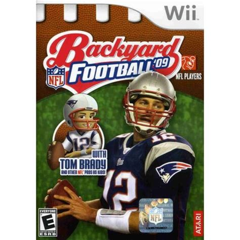 Backyard Baseball Walmart Backyard Football 2009 Wii Walmart