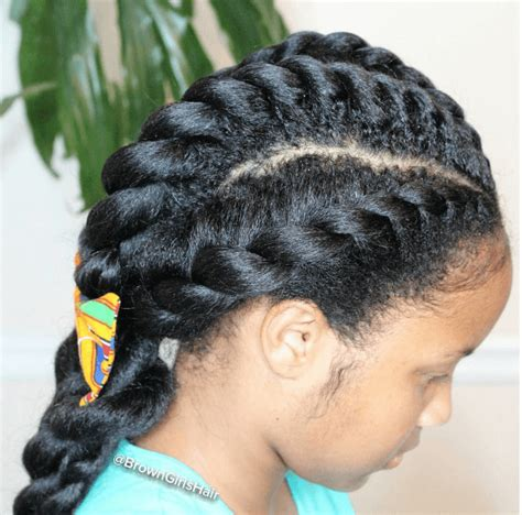 chunky flat twist hairstyles 4 chunky flat twists hairstyle